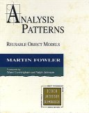 Analysis Patterns - Cover