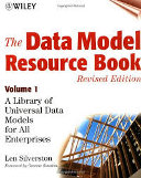The Data Model Resource Book - vol 1 - Cover