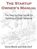 The Startup Owner's Manual - Cover